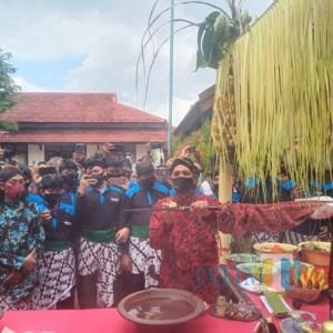 Jamasan Tombak Kyai Upas, Bupati Tulungagung Sampaikan Sejarah Pusaka Andalan Kabupaten