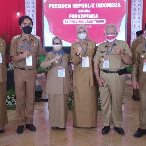 Curhat ke Presiden Jokowi, Wali Kota Malang Canangkan Vaksinasi Covid-19 Menyasar Mahasiswa