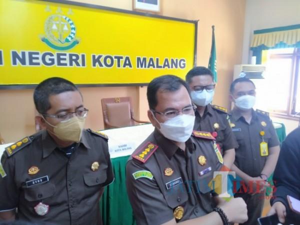 Zuhandi, Kepala Kejaksaan Negeri Kota Malang (Anggara Sudiongko/MalangTIMES)