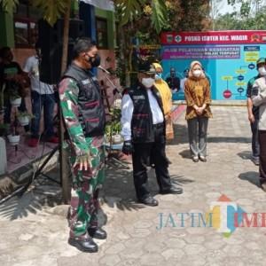 Pesan Bupati Malang Sanusi di Isoter Kecamatan Wagir