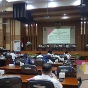 Banyak Dikritik Soal APBD, Ketua Dewan: DPRD Sangat Berterimakasih