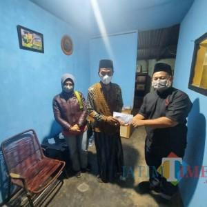 Fraksi PKS DPRD Kota Malang Salurkan Bantuan untuk Keluarga Siswoyo