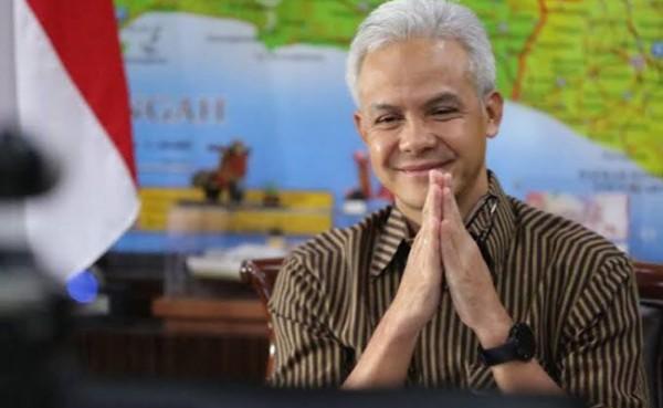 Gubernur Jateng Ganjar Pranowo (Foto: JPNN)