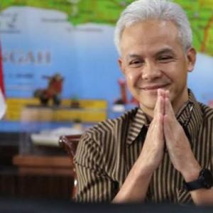 Kelompok Relawan Sahabat Ganjar Deklarasikan Ganjar Pranowo Maju di Pilpres 2024