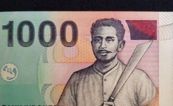 Kapitan Pattimura (Foto: Museum Nusantara)