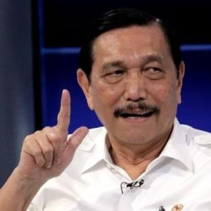PPKM Level 3-4 Berakhir Hari Ini, Luhut Ungkap Kasus Covid-19 di Indonesia Turun