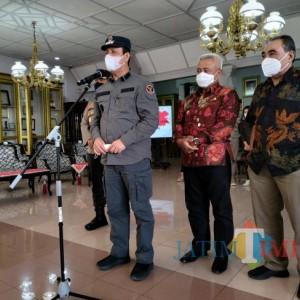 Jaringan Teroris Berkembang di Kabupaten Malang, Kepala BNPT Boy Rafli Ingatkan Pemda