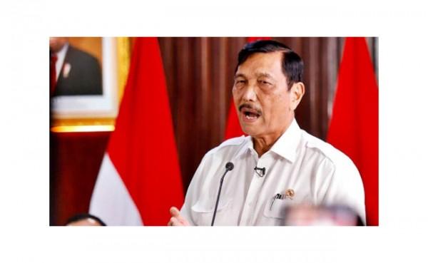 Luhut Binsar Pandjaitan (Foto: Warta Ekonomi)