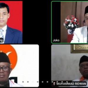 Gelar Webinar, Kader PKS Dituntut Aktif Terlibat dalam Organisasi Masyarakat