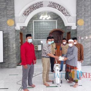 Kunjungi Masjid Darul Muttaqin Selorejo Kota Malang, Gerakan Rumah Ibadah Bergerak Dapat Dukungan Jamaah