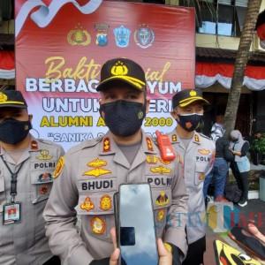 Vaksinasi Covid-19 Tunawisma, Polresta Malang Kota Siapkan Satu Unit Mobil dan Nakes