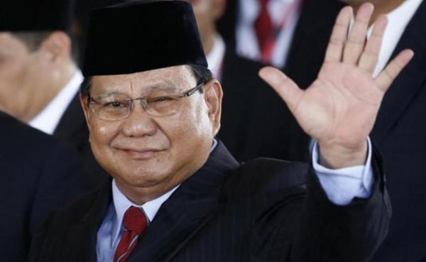 Menteri Pertahanan Prabowo Subianto (Foto: Republika)