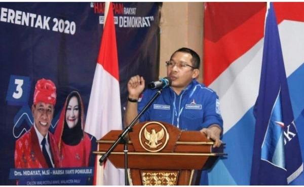 Sekretaris Bappilu Demokrat Kamhar Lakumani (Foto:Tribunnews)