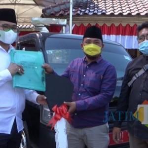 6 Desa Dapat Bantuan Mobil Pick-up dari Kemendesa, Ra Latif: Ini untuk Kegiatan Sosial