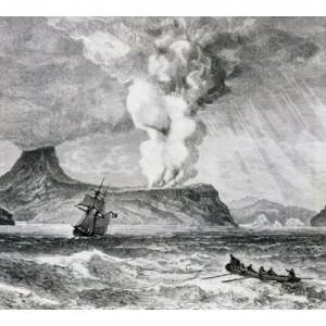 Hari Ini 138 Tahun Lalu: 36 Ribu Tewas, Tsunami 36 Meter Menyapu
