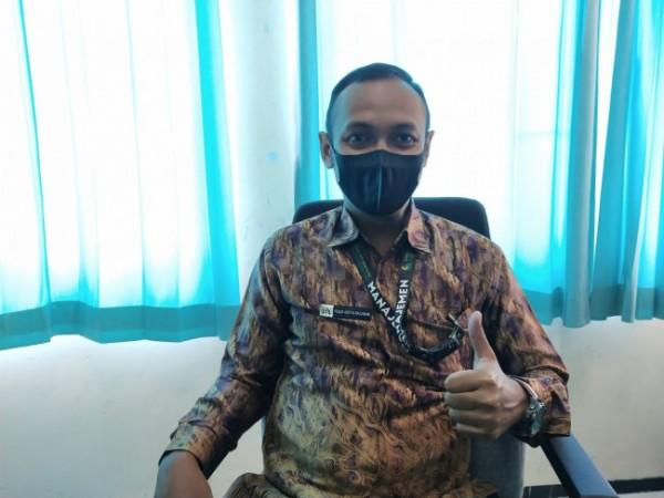 Kepala Administrasi Umum dan Keuangan Rumah Sakit Umum Islam (RSUI) Madinah Kasembon Yusuf Aditya. (Foto: Humas BPJS Kesehatan Cabang Malang)