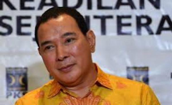 Tommy Soeharto (Foto: Kompas.com)