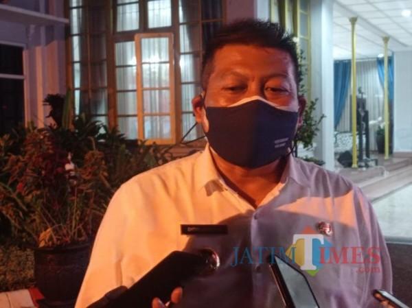 Wakil Bupati Malang Didik Gatot Subroto (foto: Hendra Saputra/MalangTIMES)