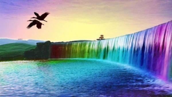 Ilustrasi keindahan surga(umma)