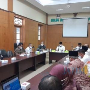Uji Coba PTM di Bangkalan Dibuka Lagi