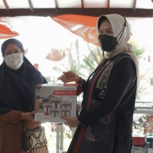 Puluhan KPM PKH di Kota Batu Dapat Alat Penunjang Usaha