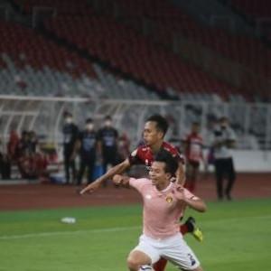 Kalah di Laga Perdana, Persik Kediri Digulung 1 - 0 Oleh Bali United