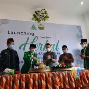 Penuhi Kebutuhan Kesehatan, GP Ansor Ajak Kader Konsumsi Jamu Herbal