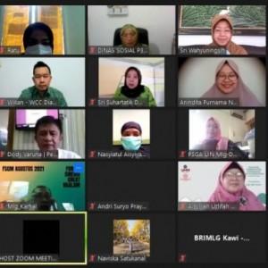 Siapkan Rencana Aksi Daerah, Dinsos-P3AP2KB Kota Malang Gelar FGD Arus Utama Gender