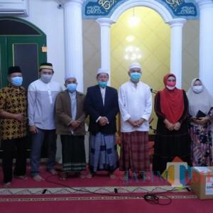 Terus Tebar Kebaikan, Rumah Ibadah Bergerak Gelar Ngaji Covid di Masjid Taufiqurrahman