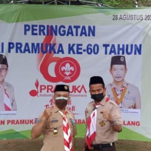 DPRD Kota Malang Hadiri Peringatan Hari Pramuka Ke-60: Teruslah Berbakti untuk Negeri