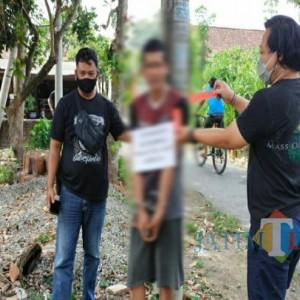 Gara-Gara Terekam CCTV, Pencuri 2 Ayam Jago Dibekuk Polisi
