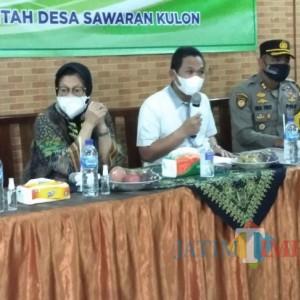 Cak Thoriq Minta Daftar Penerima PKH dan BPNT Diumumkan Terbuka Di Kantor Desa