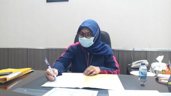 Direktur Rumah Sakit Umum Daerah (RSUD) Lawang, drg Dessy Deliyanti. (foto: Istimewa)