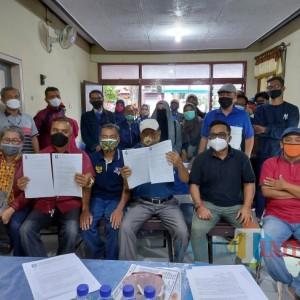Forum Cabang PAN Kota Malang Menolak SK DPD PAN Kota Malang Periode 2020-2025