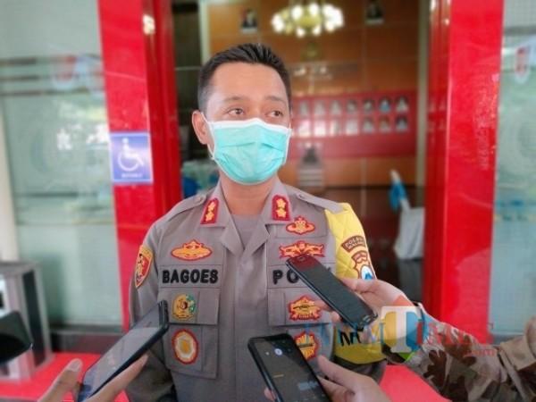 Kapolres Malang AKBP R. Bagoes Wibisono. (Foto: Riski Wijaya/MalangTIMES).
