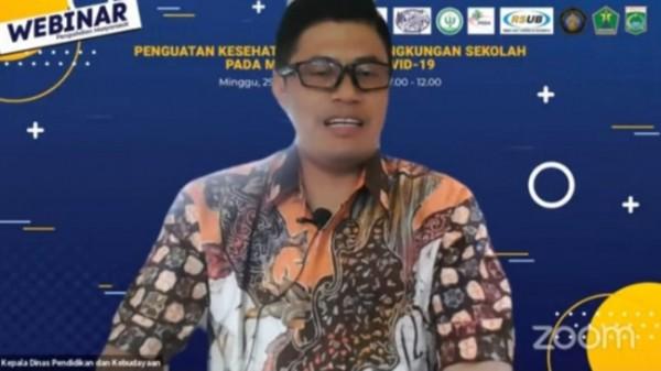 Kepala Disdikbud Kota Malang, Suwarjana SE MM (ist)