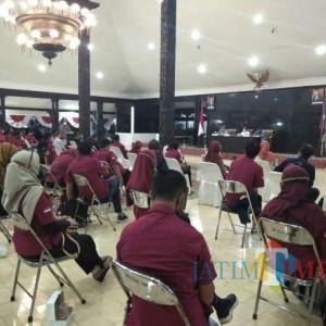 Buntut Persoalan E-Warung Sawaran Kulon, Bupati Lumajang Kumpulkan Pendamping PKH