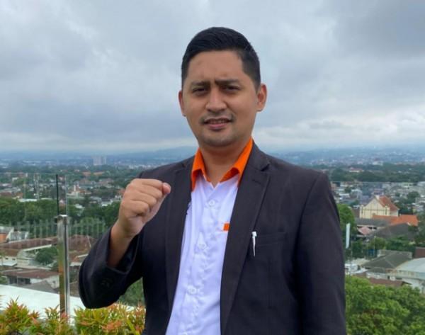 Sekretaris Fraksi PKS DPRD Kota Malang, Ahmad Fuad Rahman. (Foto: Istimewa).