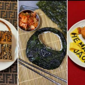 Kreatif, Kreasi Ulang Tas Prada hingga Hermes Berbahan Makanan