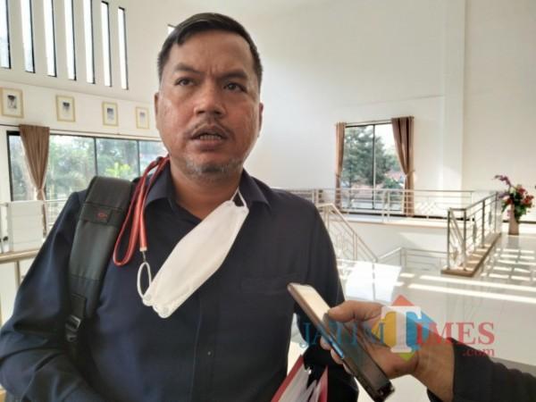 Anggota Banggar DPRD Kabupaten Malang Zia Ulhaq.(Riski Wijaya/MalangTIMES).