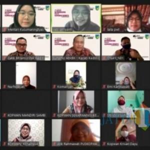 Koperasi Wanita di Kediri Ditargetkan Jadi Peserta BPJS Ketenagakerjaan