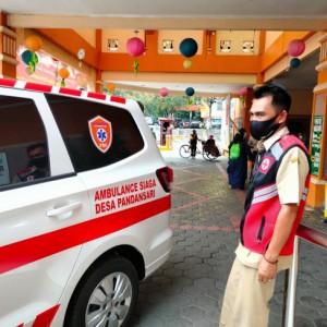 Tak Kenakan APD Lengkap, Kisah Heroik Sopir Ambulance Dadakan saat Selamatkan Pasien Covid-19