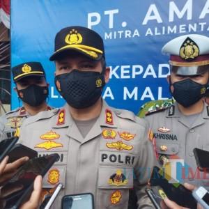 Kota Malang Masuk PPKM Level 3, Polresta Malang Kota Rencanakan Penerapan Ganjil Genap
