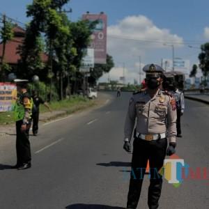 Lepas Level 4, Aktivitas Lalu Lintas Kabupaten Malang Meningkat