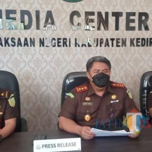 Bakal Seret Tersangka Lain, Kejari Terus Dalami Dugaan Korupsi di Diskominfo Kabupaten Kediri
