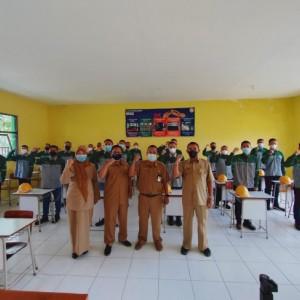 Siapkan Lulusan Unggul, Teknik Pengelasan SMKN 1 Singosari Gandeng Komatsu Indonesia