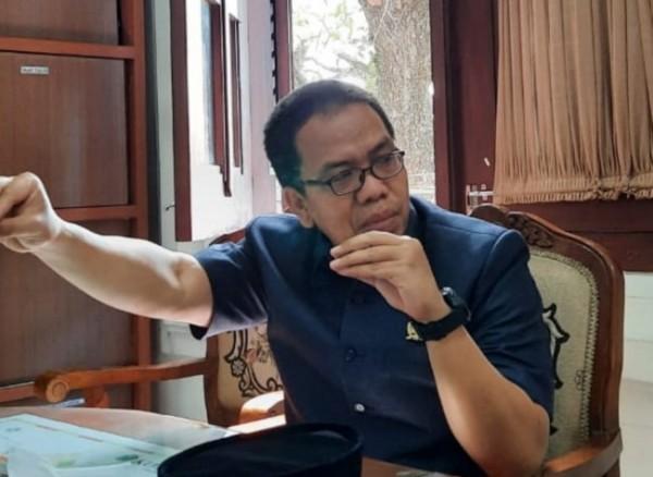 Ketua Fraksi Partai Keadilan Sejahtera (PKS) DPRD Kota Malang Bayu Rekso Aji (Ist)