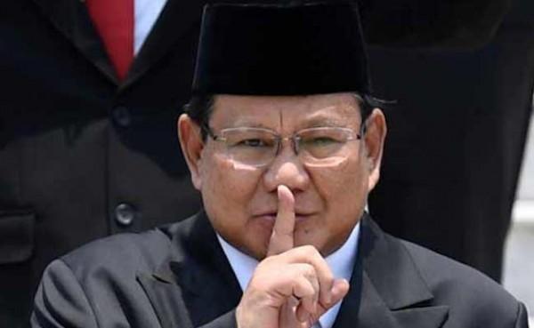 Prabowo Subianto (Foto: RMOL.ID)