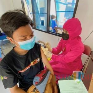 Beragam Alasan Masyarakat Kota Kediri Putuskan Ikut Vaksinasi
