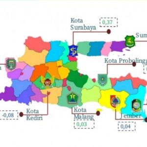 Agustus 2021, Kota Malang Inflasi Terendah di Jatim